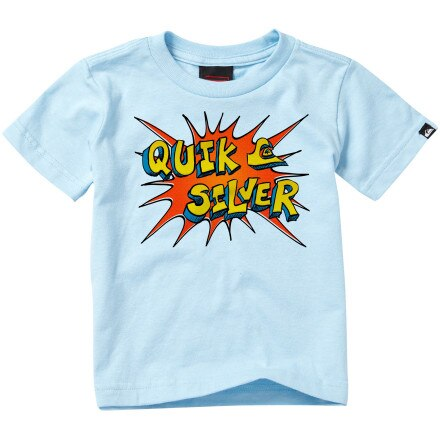 Quiksilver Kapow T-Shirt - Short-Sleeve - Infant Boys'