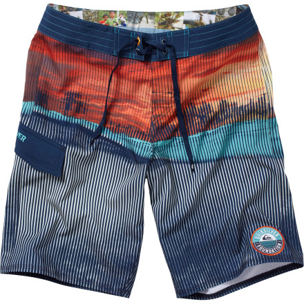 Quiksilver Sanctuary Board Short - Men's