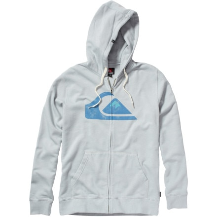 Quiksilver High Water Full-Zip Hoodie - Men's
