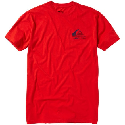 Quiksilver Original Slim T-Shirt - Short-Sleeve - Men's