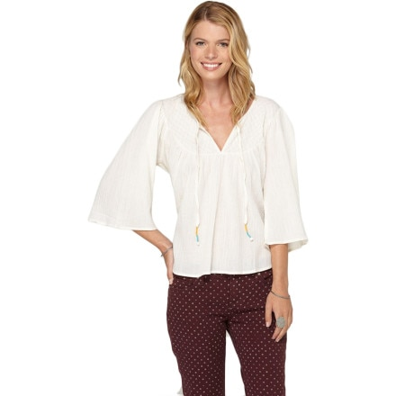 Roxy Peasantly Surprised Shirt - Long-Sleeve - Women's