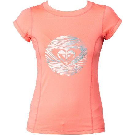 Roxy Tropic Sand Rashguard - Short-Sleeve - Women's