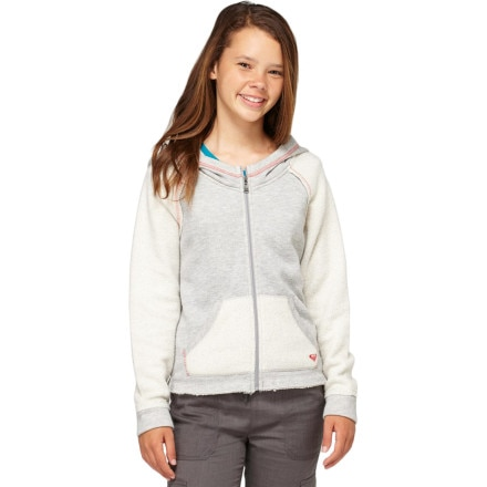 Roxy A Good Thing Full-Zip Hoodie - Girls'