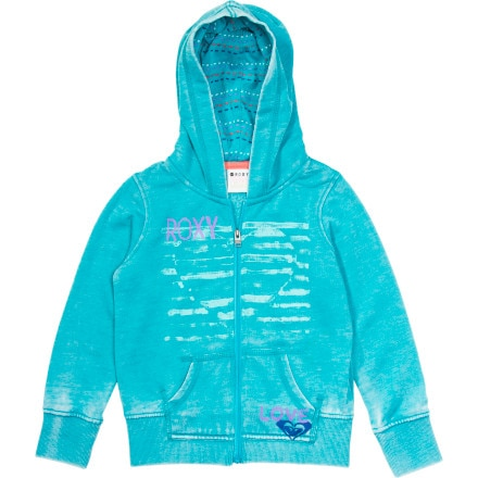 Roxy Valley View Full-Zip Hoodie - Toddler Girls'