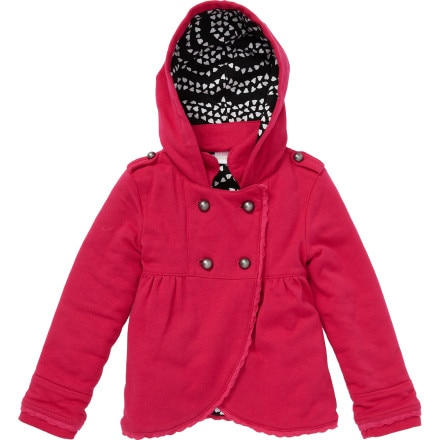 Roxy Back Bay Fleece Jacket - Infant Girls'