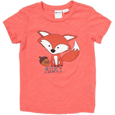 Roxy Oh Foxie Shirt - Short-Sleeve - Infant Girls'