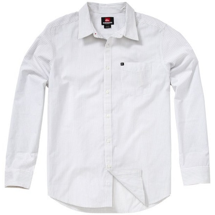 Quiksilver Line Work Shirt - Long-Sleeve - Men's