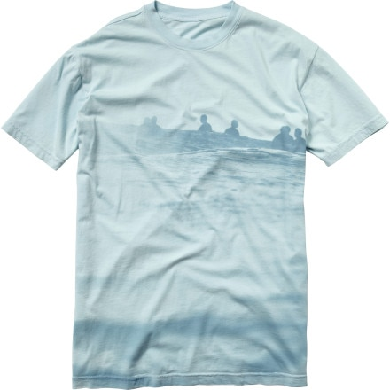 Quiksilver Waiting Slim T-Shirt - Short-Sleeve - Men's