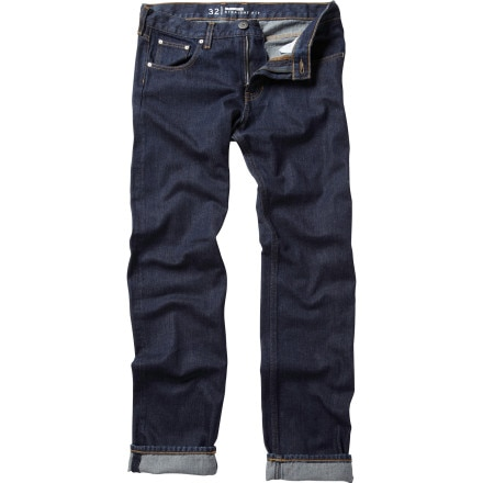 Quiksilver Revolver Denim Pant - Men's