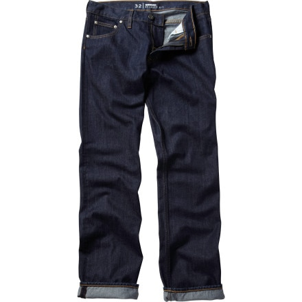 Quiksilver Double Up Denim Pant - Men's