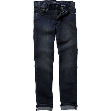 Quiksilver Distortion Slim Denim Pant - Boys'