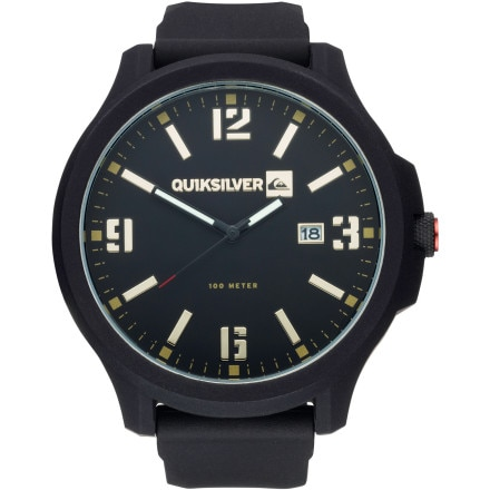 Quiksilver Beluka Silicone Watch