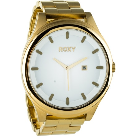 Shop for Roxy Mistress 50 SS Watch - Women's