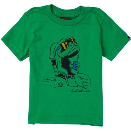 Quiksilver Sea Life T-Shirt - Short-Sleeve - Infant Boys'