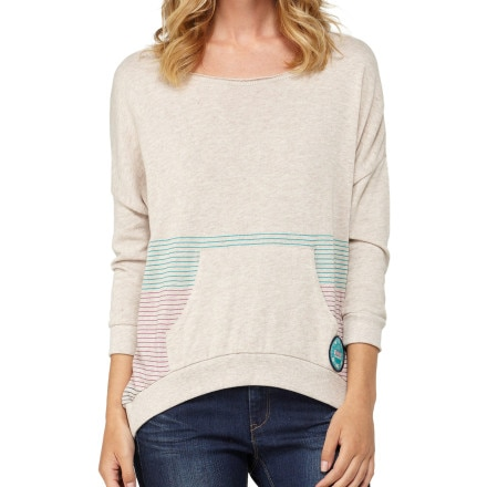 Roxy Love Sometimes Pullover Sweatshirt - Women's