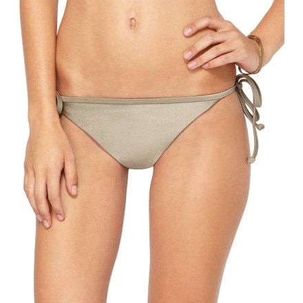 Roxy Evening Twilight '70s Binded Lowrider Bikini Bottom