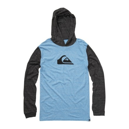Quiksilver Mountain Wave Hooded T-Shirt -Men's