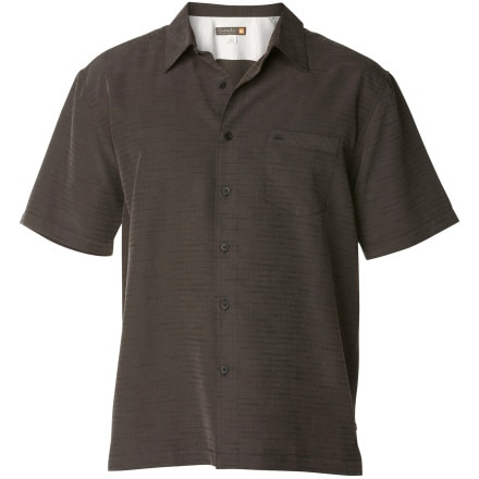 Quiksilver Waterman Centinela 3 Shirt - Short-Sleeve - Men's