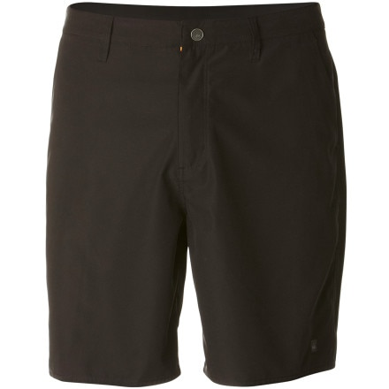 Quiksilver Waterman Huntington Beach 4 Short - Men's