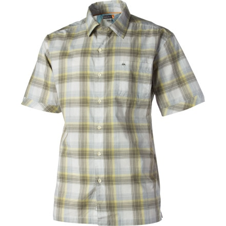 Quiksilver Waterman Runaways Shirt - Short-Sleeve - Men's