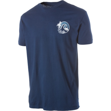 Quiksilver Waterman Ballyhoo T-Shirt - Short-Sleeve - Men's