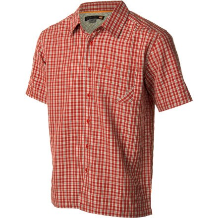 Quiksilver Waterman Honu Beach Shirt - Short-Sleeve - Men's