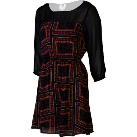 QSW Maple Gardens Dress - Women's