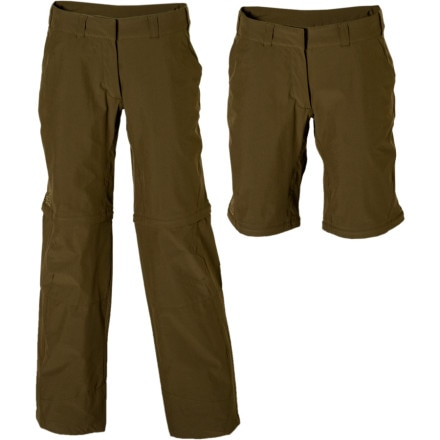 photo: Rab Women's Traverse Zip Off Pant hiking pant