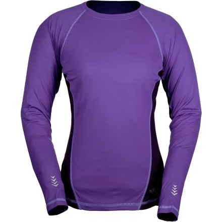 photo: Rab Men's Long Sleeve Aeon Tee long sleeve performance top