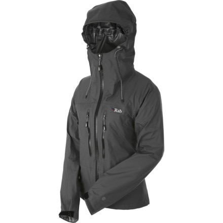 photo: Rab Women's Momentum Jacket waterproof jacket