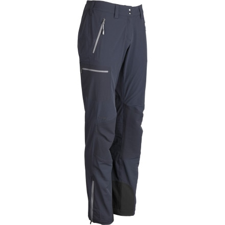 photo: Rab Women's Scimitar Pant soft shell pant