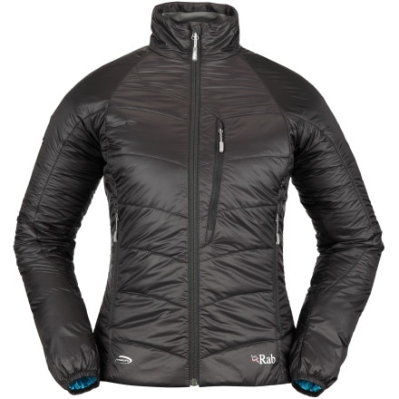 photo: Rab Women's Generator Jacket synthetic insulated jacket