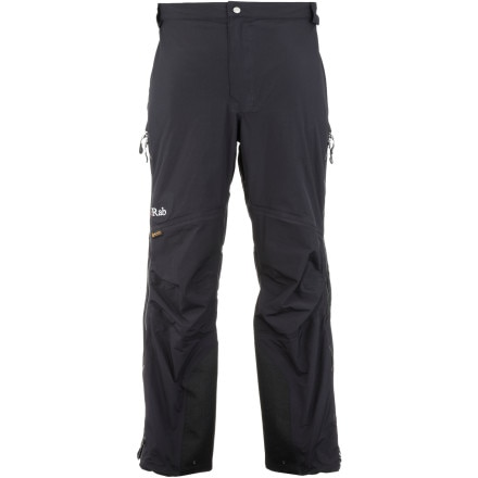photo: Rab Latok Alpine Pant waterproof pant
