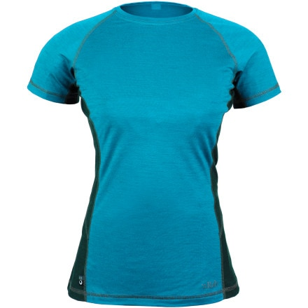 Rab MeCo 120 T-Shirt - Short-Sleeve - Women's