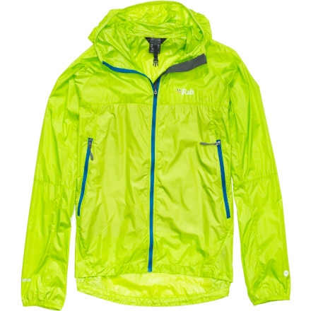 Rab Cirrus Wind Top - Men's