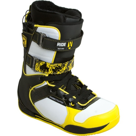 Ride Strapper Keeper Lace Snowboard Boot - Men's