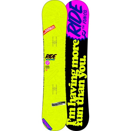 Shop for Ride Buckwild Snowboard