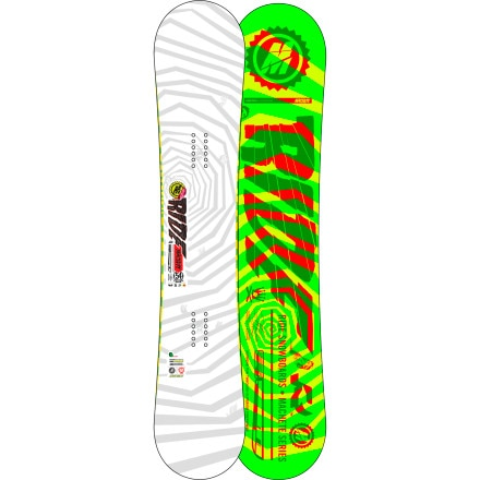 Shop for Ride Machete Snowboard - Wide