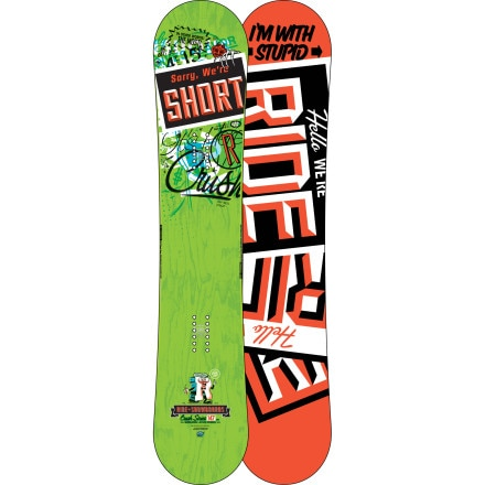 Shop for Ride Crush Snowboard