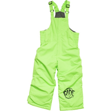 Ride Wild Insulated Bib Pant - Toddler Boys'