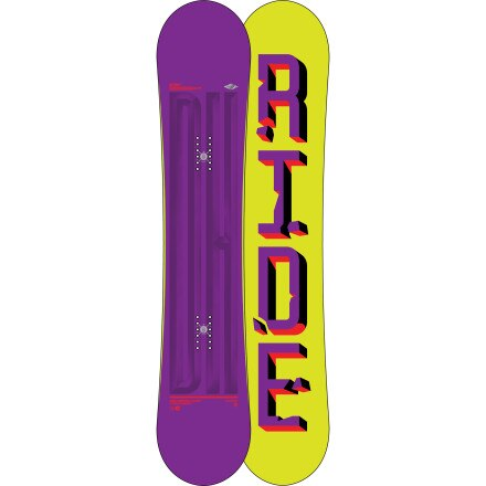 Ride DH Snowboard - Wide