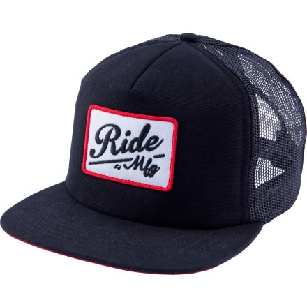 Ride Mother Trucker Hat