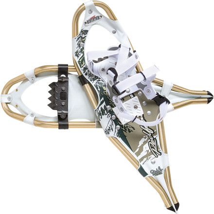 Redfeather Snowshoes Stride XT Snowshoe with Reflex Binding - Women's