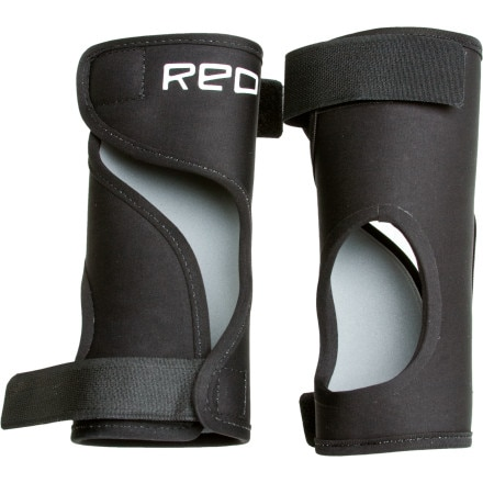 Red Total Impact Wrist Guard