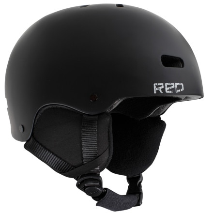 Red Trace Grom Helmet - Kids