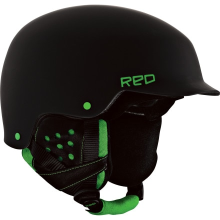 Red Mutiny Helmet