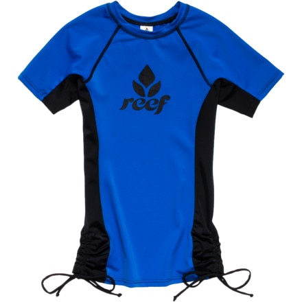 Reef Solids Rashguard - Short-Sleeve - Women's