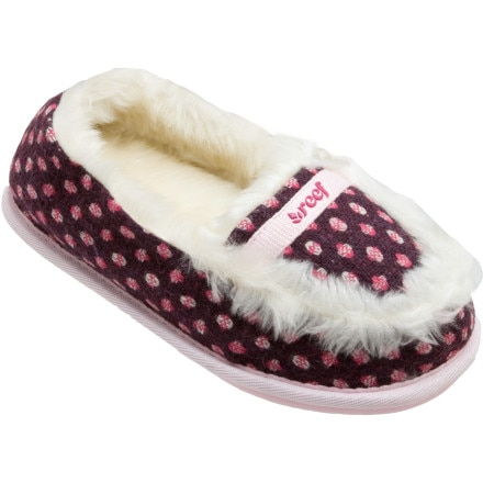 Reef Cuddler Slipper - Girls'