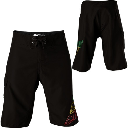 photo: Reef Ponto Beach Board Short