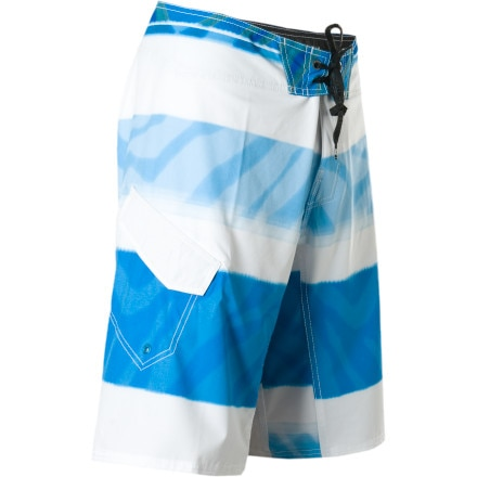 photo: Reef Stripe Conflict Board Short active short